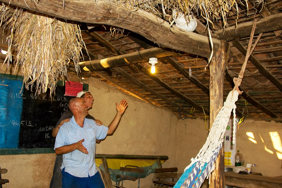 Images Of Sharks Solar Power in Nicarag...